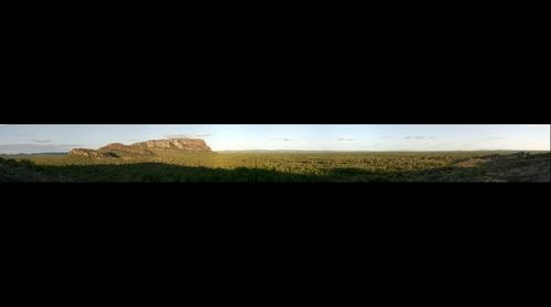 The open spases of Kakadu National Park