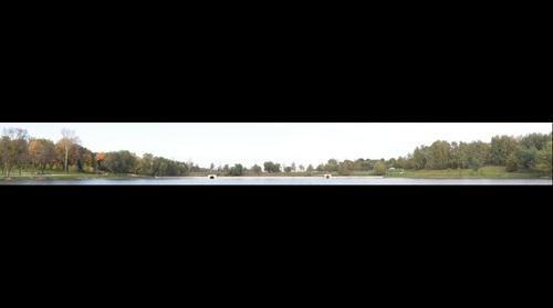 Tsaritsino Park Scenery