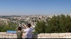 Panoramablick auf Jerusalem