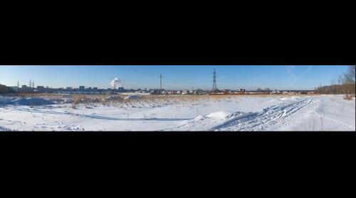 Snow winter 2012