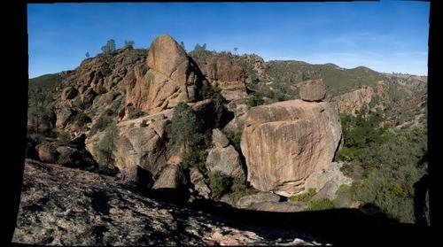 The Pinnacles, Central California Coast Ranges