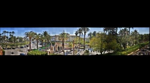 Plaza España - Parque Hernández