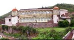 Building near Cusco, Peru.