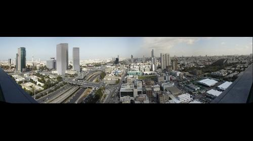Day view from Tel Aviv - ISRAEL