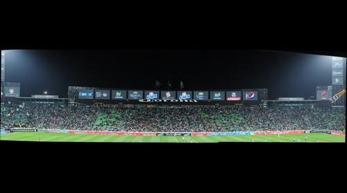 Santos vs Puma