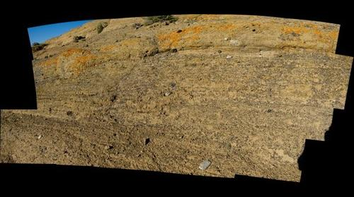 Volcaniclastic Sediments of Black Point Volcano, California