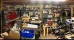 The Basement workshop - destined to become my personal FabLab