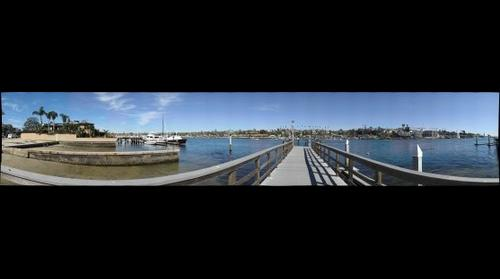 Newport Beach Harbor-2-5-2012