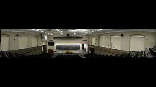 whereRU: Milledoler Lecture hall