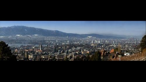 Zurich @ Location Sonnenberg