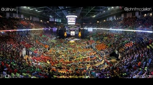 Penn State THON 2012