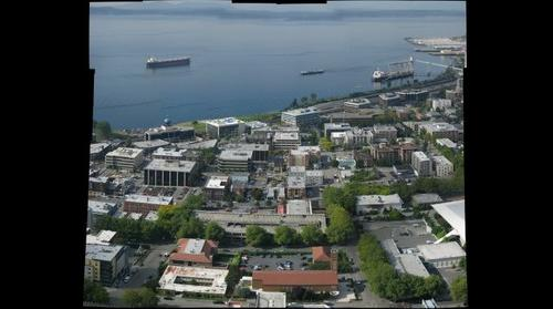 Seattle, Lower Queen Anne, Elliot Bay