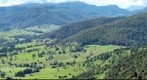Numinbah Valley from Rosin&#39;s Lookout, Upper Beechmont