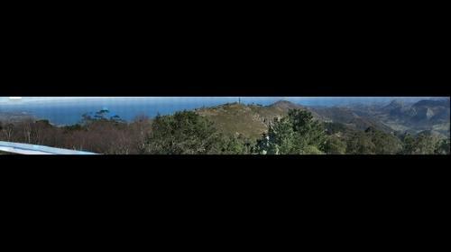Vista desde El Fito  1 de 2 (Costa)