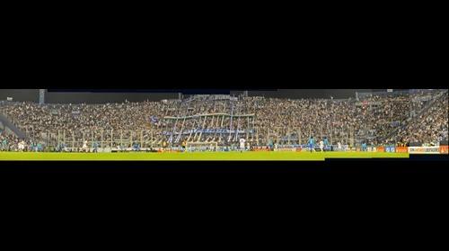 Copa Libertadores 2012 . Velez Sarsfield 3-0 Chivas . dalefortin.com.ar