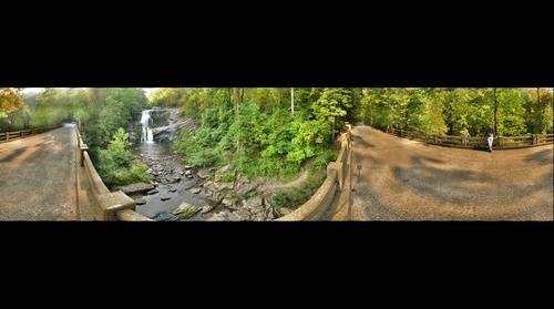 Tellico River Bald Falls