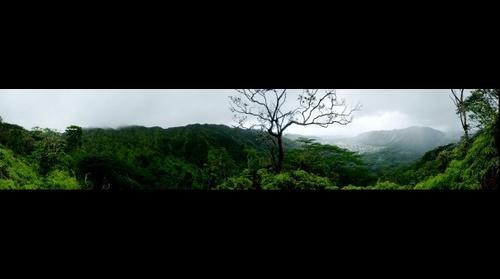ridge hike