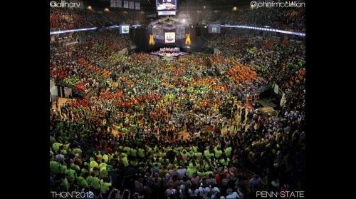 THON 2012 Final Amount