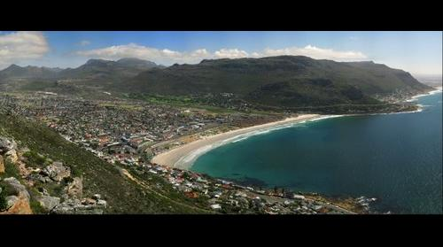 Fish Hoek Valley and Kalk Bay