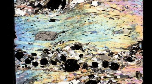 Gassetts Schist Thin Section 01