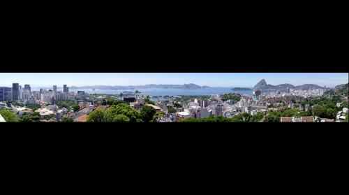 View from Santa Tereza