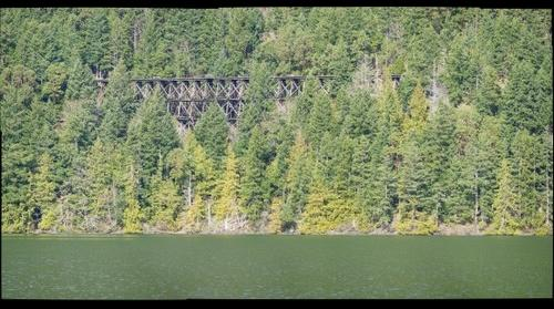 Trestle - Cameron Lake