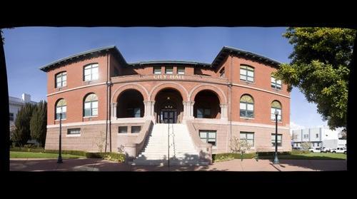 SiliconValleyStock: Alameda City Hall