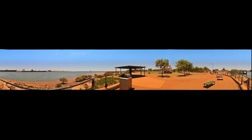 Port Hedland.