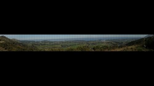 Vista desde Monte Moro - Ribadesella - Asturias - España