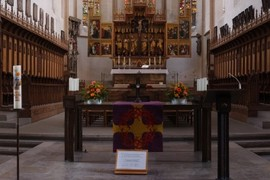 Altar of the Cathedral