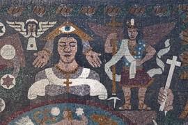 Santísima Trinidad y San Miguel Arcángel