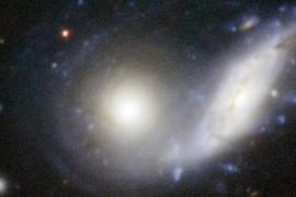 Merging Galaxys
