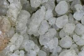 Sutured grains