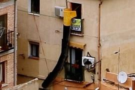 Construction chute