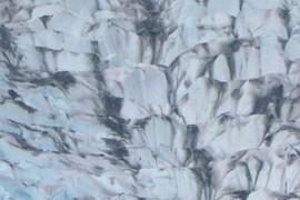 Glacier head