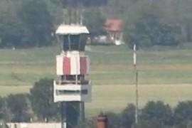 Verkeerstoren Rotterdam airport