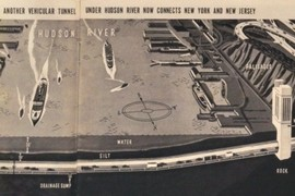 Life magazine article on new tunnel, Dec. 1937