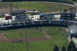 Baseball at Baggett Stadium