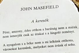John Masefield: A keresők