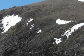 dry-season snowfall