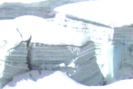 glacier stratigraphy