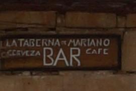 La taberna de Mariano