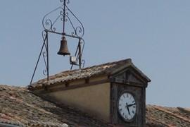 Clock city hall -  Reloj del Ayuntamiento