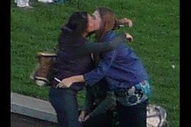 Euro kiss?