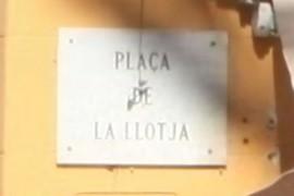 Plaça de La Llotja