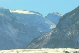 East Rosebud Canyon