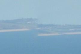 Weymouth split in two.