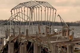 Pier Ruins