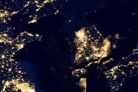 North and South Korea; Fishing fleets