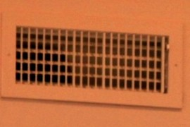 Air Vent in Kitchen